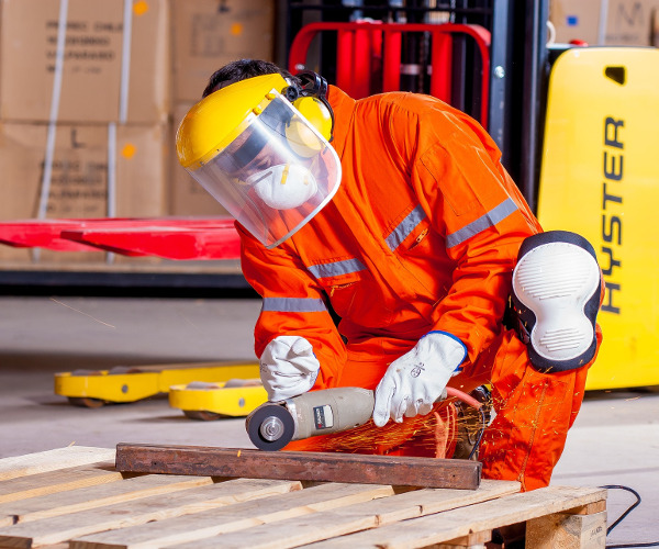Darbuotojų sauga ir sveikata